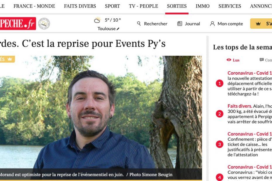 eventspys pyrenees agence evenementielle