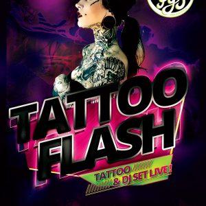 Animation avec Stand TATTOO et Tattoo éphèmère Dj Set durant la soirée - Plusieurs styles et Dj au choix